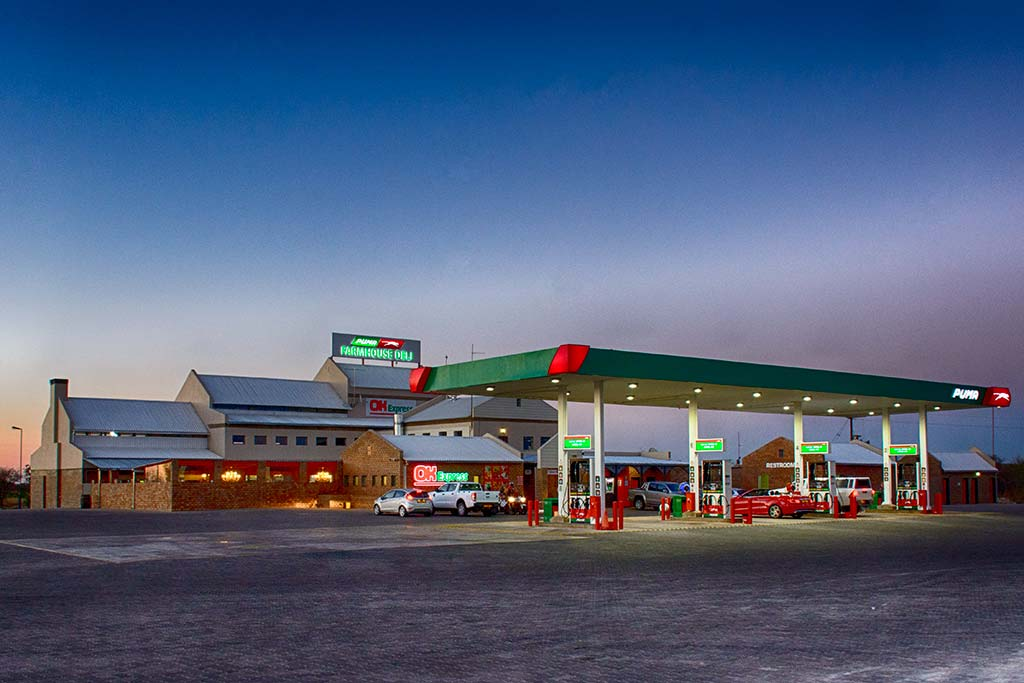 Your One Stop Shop And Accommodation En Route To The Etosha National Park En Northern Namibia